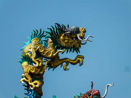the godfather: Chinese dragon