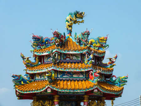 the godfather: Chinese dragon 12