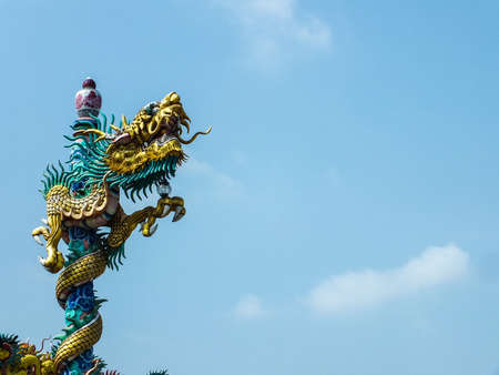 the godfather: Chinese dragon 10