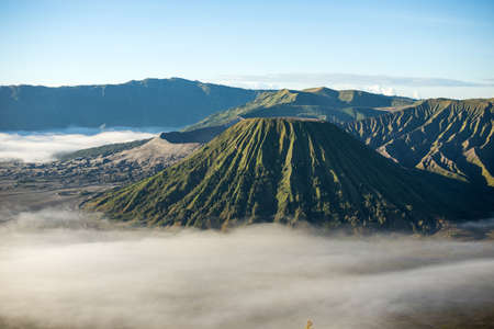 Mount Bromo Volcano, East Java, Indonesia photo