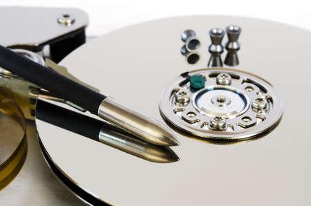 sinkers: Hard disk del Tiro a Segno