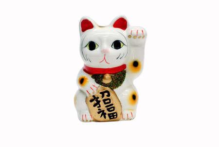 se�al de silencio: Gato atrayente japon�s