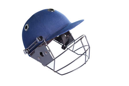 Polo Helmet on isolated Stock Photo - 92108319