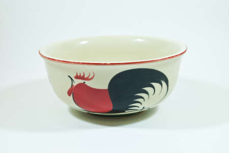 Rooster bowl photo