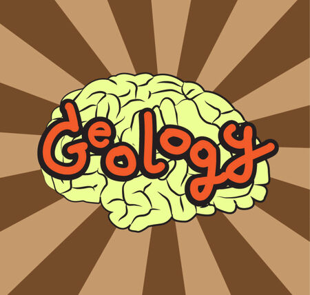 geology: text geology and brain
