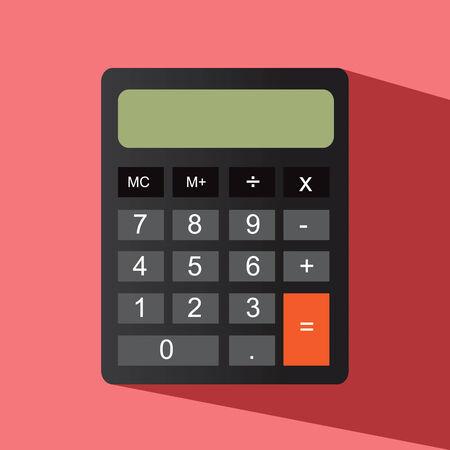 calculator: calculator vector icon