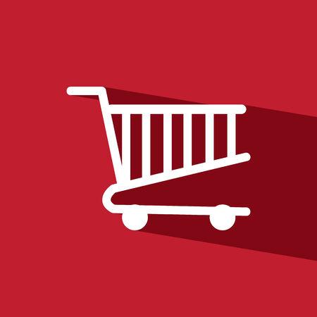 mart: cart mart flat icon