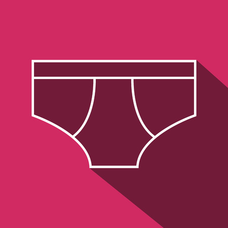 underwear man: sous-v�tements illustration vectorielle