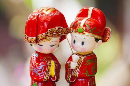Asian Wedding Ceremony Stock Photo - 17921018
