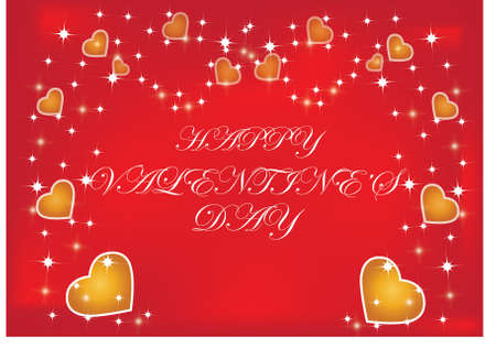 Abstract background to the Valentine's day Stock Vector - 18067558