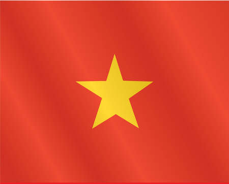 Vietnam Flag Vector