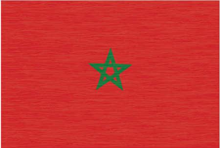 flagstone: morocco-flag