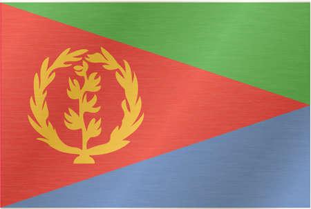 piedra laja: eritrea bandera