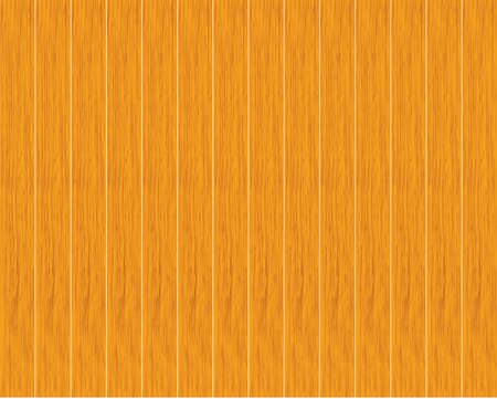 Timber wall background Vector
