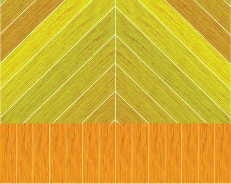 furnier: Holz Textur Hintergrund Panels Illustration
