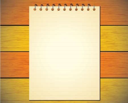 notepad background: Note-pad background of white paper