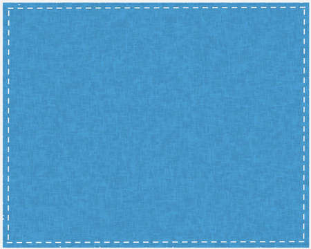blau fabric texture for background