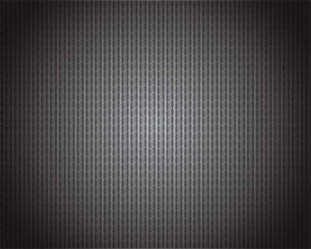 carbon surface, seamless neutral background vector Illustration