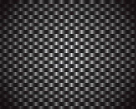 Metal Texture dark vector background Vector