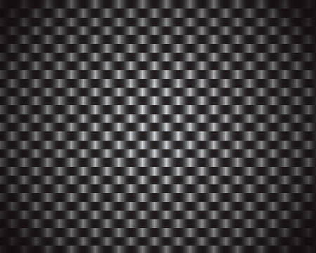 Metal Texture dark vector background Vector