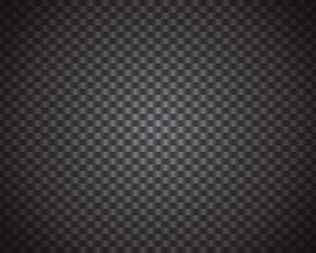 metal background: carbon. Vector Illustration