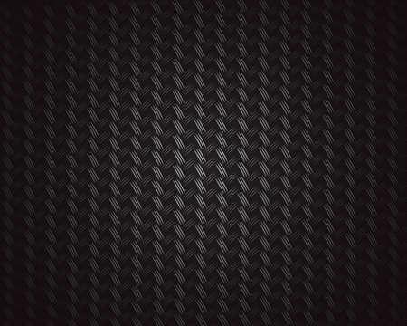 Metal fiber wicker texture background,vector illustration Illustration