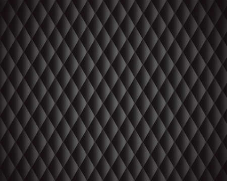 Black background vector illustration