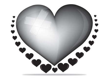 flowed: black heart of hate