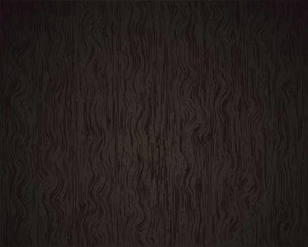 Black hardwood floor  Vector