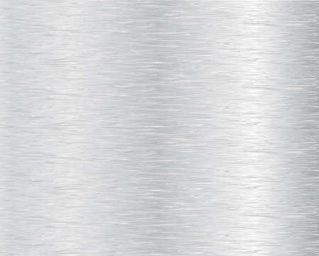 Metal texture background. Vector