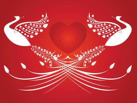 restyled: heart keep birds