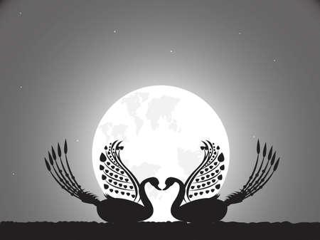 swans: Swan`s heart