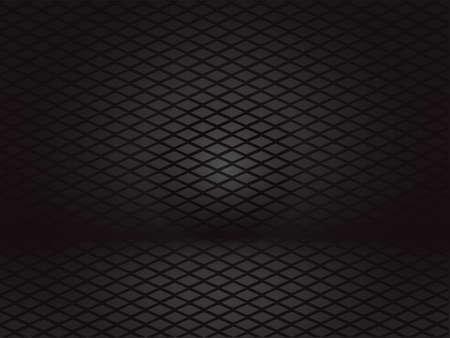 diamond background: Abstract Black Diamond background - vector