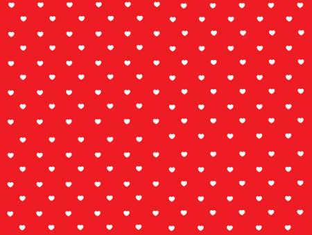 heart tone: corazones fondo rojo