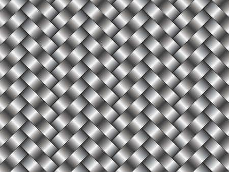 attern: Carbon fiber texture  vector background