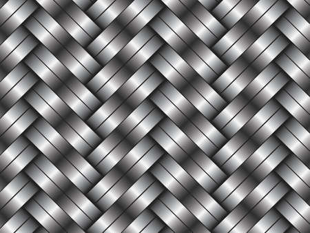fibra: Fibra di carbonio trama di sfondo vettoriale Vettoriali
