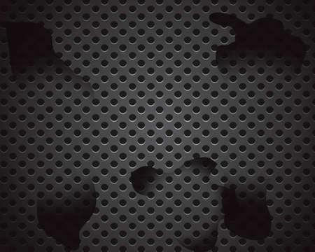 carbon: Carbon Pattern. Vector Illustration.