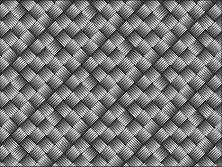 Black woven carbon fibre texture pattern background