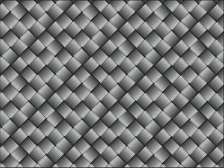 cf: Nero di carbonio tessuto in fibra di texture di fondo del modello
