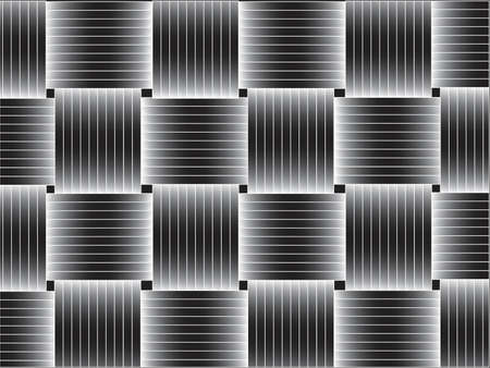 carbon: Tileable Carbon Fiber Pattern Illustration