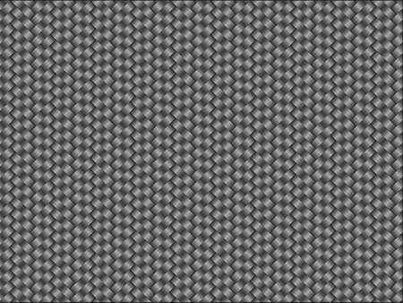 A carbon fiber pattern design. Illustration