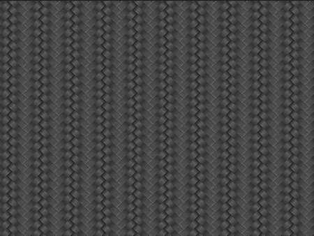 kevlar: Texture of Carbon Kevlar Fiber material. Dark background. Stock Photo