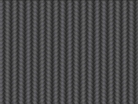 Carbon fiber texture. 向量圖像