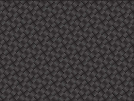 A carbon fiber pattern design. 向量圖像