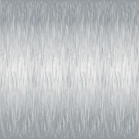 Metal, stainless steel texture background Ilustrace