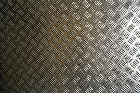 background of metal diamond plate Zdjęcie Seryjne
