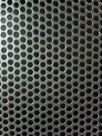 Metal speaker mesh texture Zdjęcie Seryjne