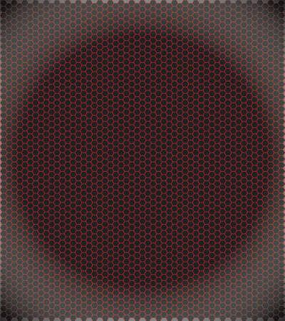 Speaker grille texture Stockfoto - 104175776