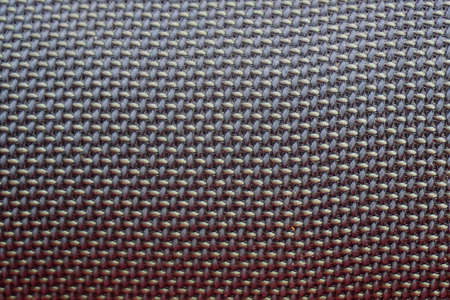 Fabric texture with holes in high resolution Stockfoto