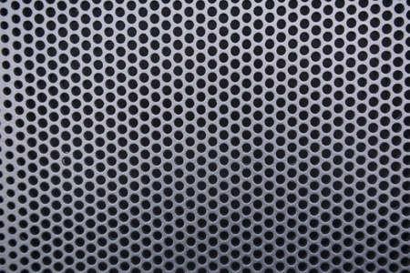 speaker grille texture,grunge and rusty texture. Reklamní fotografie